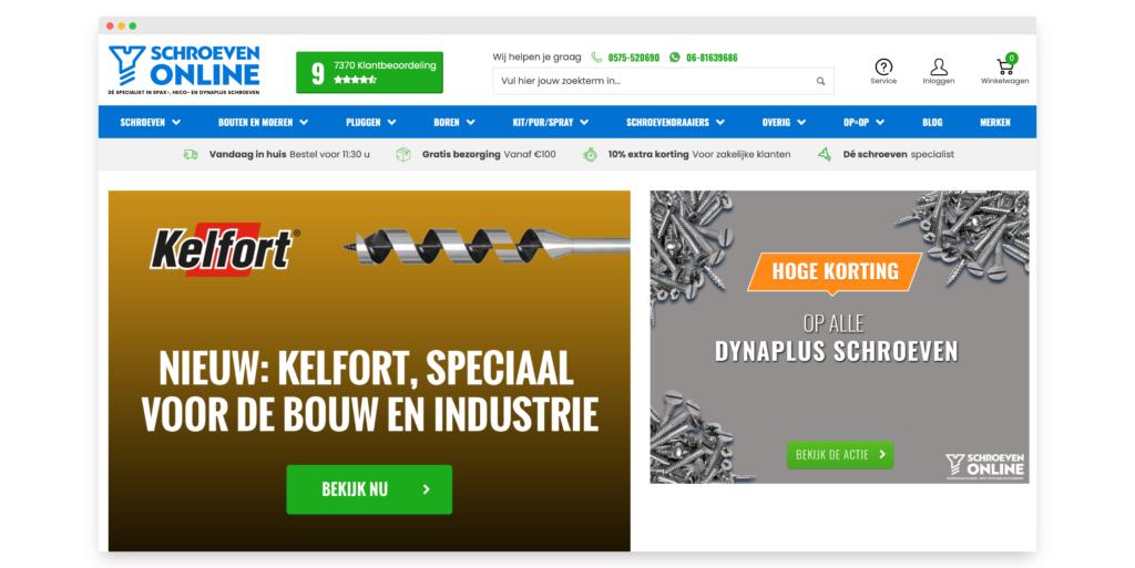 Schroeven-online.nl